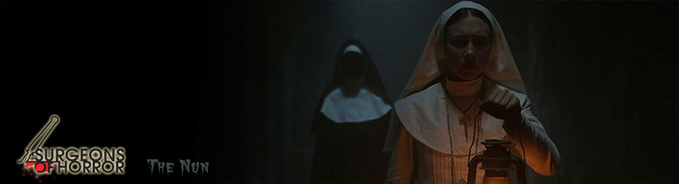 Movie review: The Nun | Surgeons of Horror