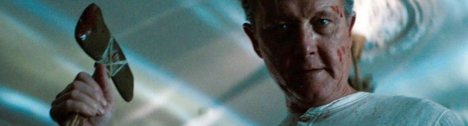 Robert Patrick as Harvey in Tone-Daf